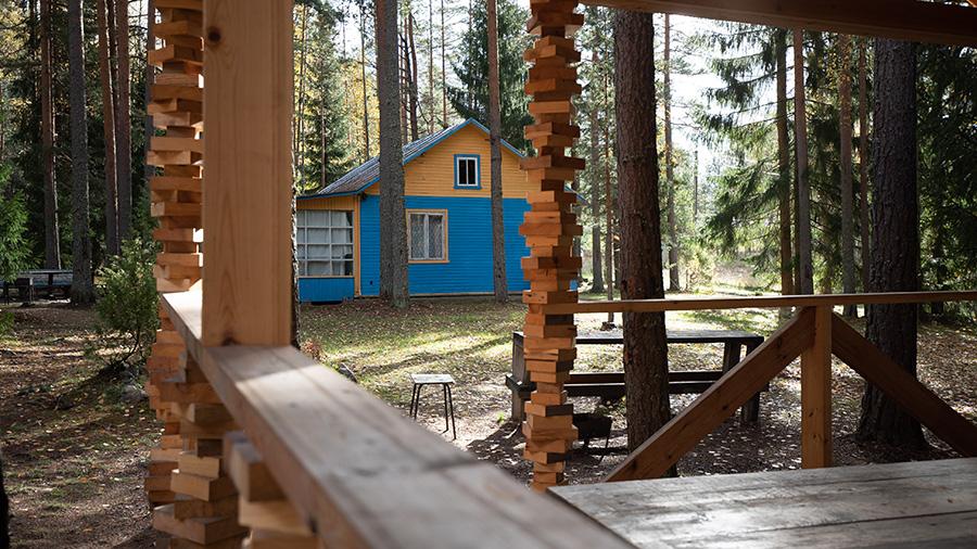 Снять коттедж в Ленинградской области посуточно и недорого